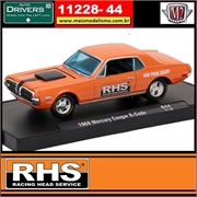 1968 - Mercury Cougar R-Code RHS R44 - M2 Machines - 1/64
