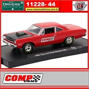 1969 - Plymouth Road Runner 440 COMP R44 - M2 Machines - 1/64