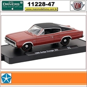 1966 - Dodge Charger 383 R47 - M2 Auto-Drivers - 1/64