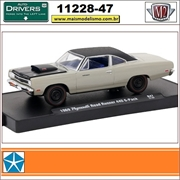 1969 - Plymouth Road Runner 440 6-Pack R47 - M2 Auto-Drivers - 1/64