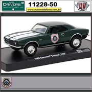 1968 - Chevrolet Camaro Z/28 R50 Sports - M2 Auto-Drivers - 1/64
