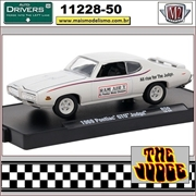 1969 - Pontiac GTO Judge R50 RAM AIR V - M2 Auto-Drivers - 1/64