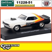 1969 - Chevrolet Camaro SS/RS R51 Competition Cams - M2 Auto-Drivers - 1/64