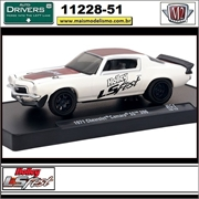 1971 - Chevrolet Camaro SS 396 R51 Holley LS Fest - M2 Auto-Drivers - 1/64