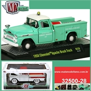 1958 - Chevrolet APACHE Brush Truck - M2M - 1/64