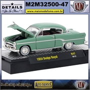 1954 - Dodge Royal R47 - M2 Auto-Thentics - 1/64