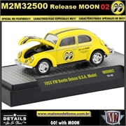 1953 - VW Fusca Deluxe USA MOON02 - M2 Machines - 1/64