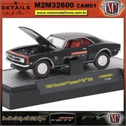 1968 - Chevrolet Camaro SS 350 CAM01 - M2Machines - 1/64