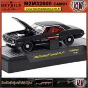 1969 - Chevrolet Camaro ZL-1 CAM01 - M2Machines - 1/64