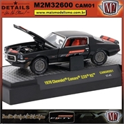 1970 - Chevrolet Camaro Z/28 RS CAM01 - M2Machines - 1/64