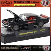 1972 - Chevrolet Camaro Z/28 CAM01 - M2Machines - 1/64