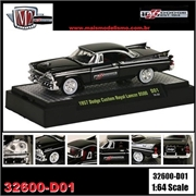 1957 - Dodge Custom Royal Lancer D500 - M2M - 1/64