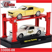 1965 - Ford MUSTANG (2X) - AUTO-LIFT M2M - 1/64