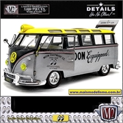 1959 - VW Kombi Deluxe MOON Equipped - M2Machines - 1/24