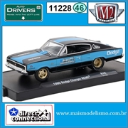 1966 - Dodge Charger HEMI R46 direct connection - M2 Auto-Drivers - 1/64
