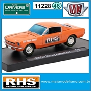 1966 - Ford Mustang Fastback 2 + 2 R46 RHS  - M2 Auto-Drivers - 1/64