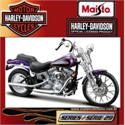 Harley-Davidson 2001 - FXSTS SPRINGER SOFTAIL - 1/18