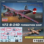 B-24D Formation Ship - Minicraft - 1/72