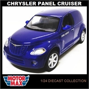 CHRYSLER PANEL CRUISER - Motormax - 1/24
