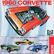 1960 - Chevy CORVETTE - MPC - 1/25
