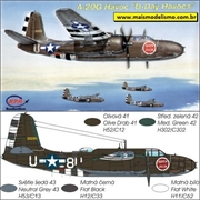 A-20G Havoc D-Day Havocs - MPM - 1/72