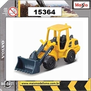 Maisto VOLVO Construction - Carregadeira 250H