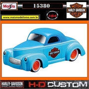 1941 - Willys Coupe - Maisto HD Custom - 1/64