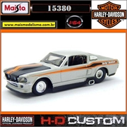 1967 - Ford Mustang GT - Maisto HD Custom - 1/64