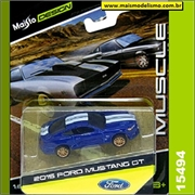 2015 - Ford Mustang GT - Maisto DESIGN - 1/64