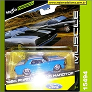 1965 - Ford Mustang Hardtop - Maisto DESIGN - 1/64