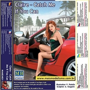 Claire - Catch me If You Can - Master Box - 1/24