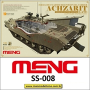 ACHZARIT - Israel Heavy Armoured Carrier Late - Meng - 1/35