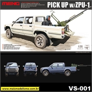 Pick Up with ZPU-1 - Meng - 1/35