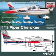 Piper Cherokee - Minicraft - 1/48