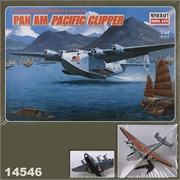 Boeing PAN AM PACIFIC Clipper - Minicraft - 1/144