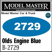 Tinta Model Master 2729 Esmalte AZUL MOTOR OLDSMOBILE - 14,7ml