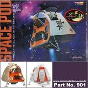 SPACE POD Lost in Space - Moebius - 1/24