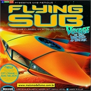 FLYING SUB Voyage to the Bottom of the Sea - Moebius - 1/32