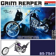 Moto GRIM REAPER - Tom Daniels Chopper - Monogram - 1/8