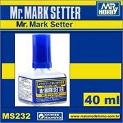 Decal Mr. MARK SETTER MS232 - Mr Hobby - 40ml