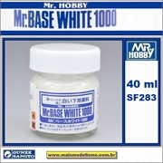 Primer Mr BASE WHITE 1000 SF283 - Mr Hobby - 40ml