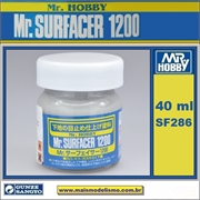 Primer Mr SURFACER 1200 SF286 - Mr Hobby - 40ml