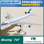 PPM - Boeing 747 CATHAY PACIFIC