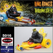 The King Kongs Thronester - Polar Lights