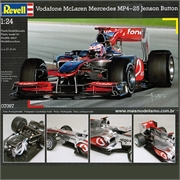 F-1 McLAREN MERCEDES MP4-25 - JENSON BUTTON - Revell - 1/24