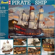 PIRATE SHIP - Revell - 1/72