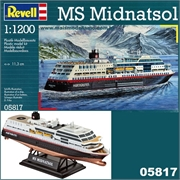 MS MIDNATSOL - Revell - 1/1200