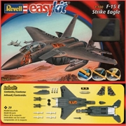 F-15 E STRIKE EAGLE - Revell easy kit - 1/100