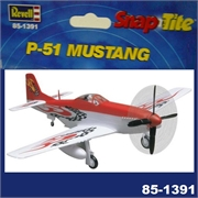 P-51 MUSTANG - Snap-Tite Revell - 1/72