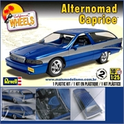 ALTERNOMAD CAPRICE - Revell - 1/25